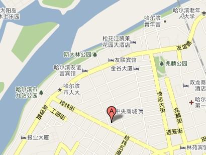 哈尔滨尚志市帽儿山中心市场