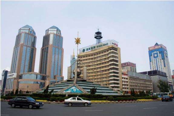 哈尔滨红博广场