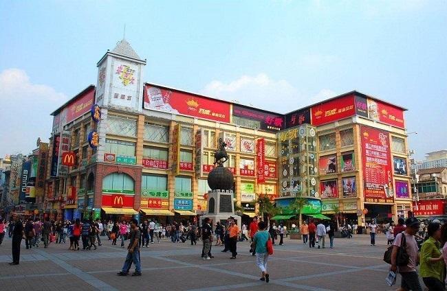 北京女人街服装交易市场