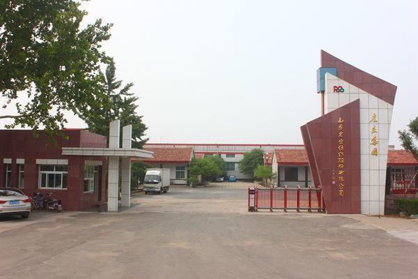济南商河齐鲁宏业纺织服装工业城