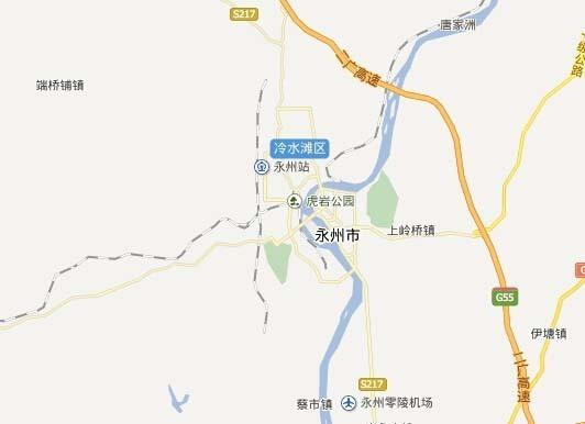 永州易江服装大市场