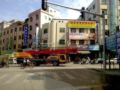 惠州惠东黄埠镇鞋城