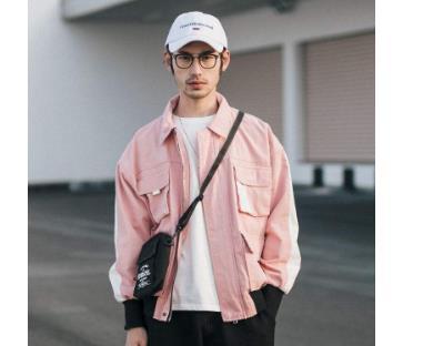 男士衬衣搭配什么好看,印花衬衣搭配纯色外套