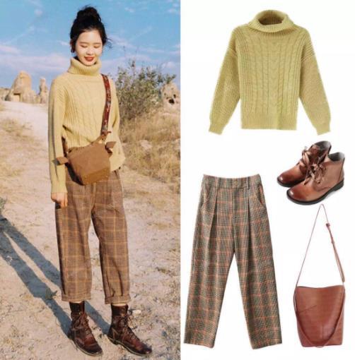 秋冬毛衣保暖搭配:让你穿出时尚与高级感