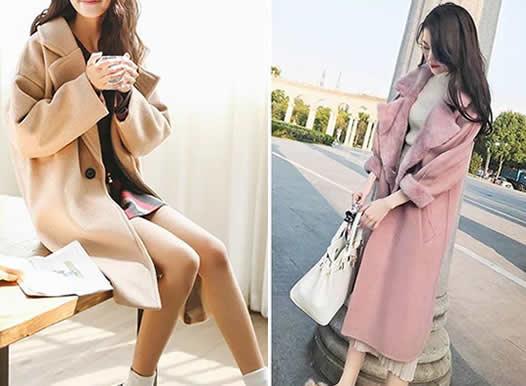 2018秋冬女神必备4款衣服:显瘦又非常保暖
