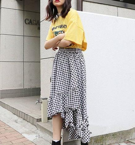 夏天穿什么裙子好看:推荐8款半身裙(图)