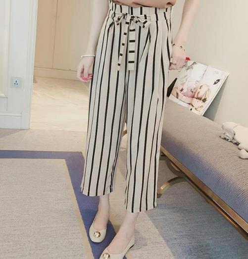 矮个子穿九分阔腿裤最显高 比裙子更美(图)