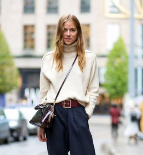 在时尚圈 简约北欧风穿搭最流行(图)