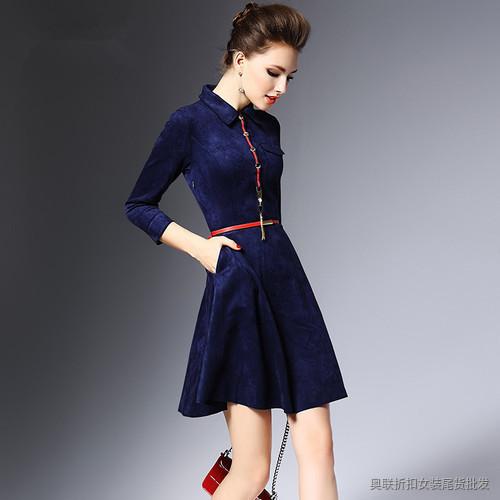 连衣裙怎么穿显瘦