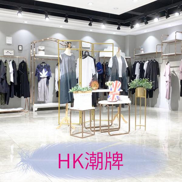 HK潮牌品牌折扣女装批发 HK潮牌库存尾货批发货源