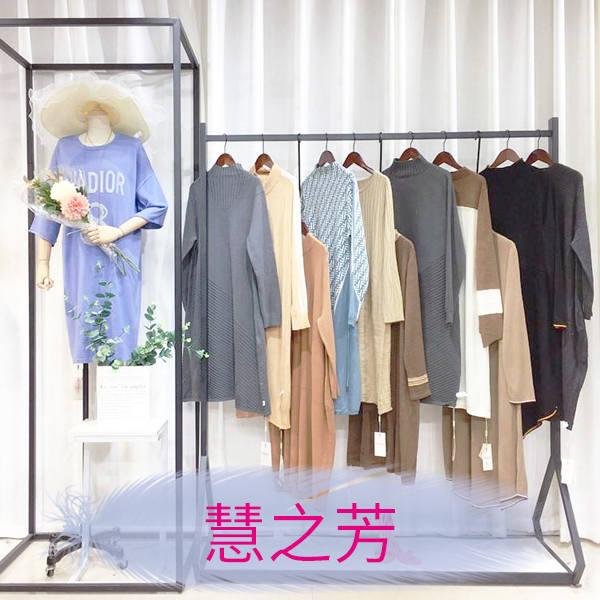 【慧之芳】冬季羊绒大衣批发 高端品牌折扣 奥联优选货源