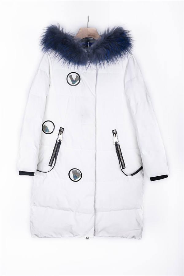 折扣羽绒服女装中长款2019冬季新款爆款女装韩版服装批发