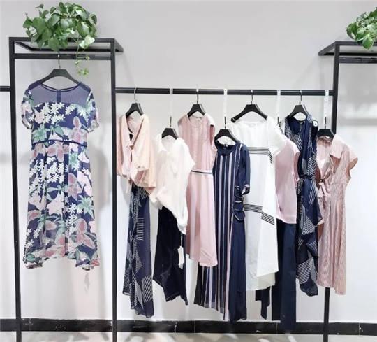 特价女装清仓 高端品牌【艺素国际】20夏折扣女装货源