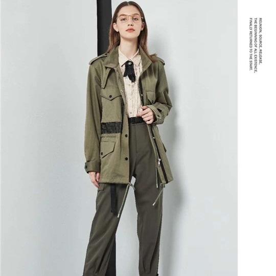 服装批发市场货源 尤西子品牌奥联折扣女装批发